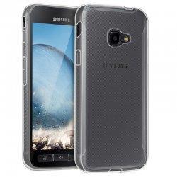 Silikonski etui za Samsung Galaxy Xcover 4s, 0,3mm, Prozorna barva