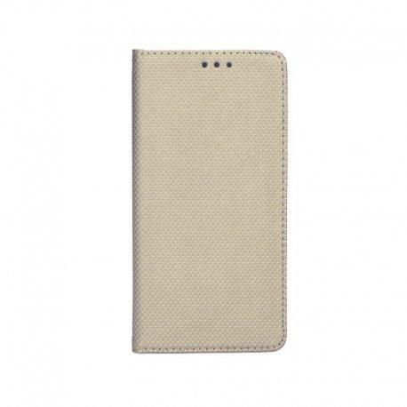 """Preklopna torbica """"Smart Book"""" za Samsung Galaxy Xcover 4s, Zlata barva"""