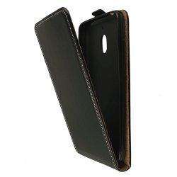 """Preklopna torbica, etui """"flexi"""" za Nokia 2.1, črna barva"""
