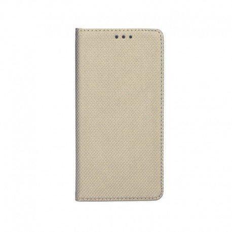 "Preklopna torbica ""Smart Book"" za Samsung Galaxy Note 10, zlata barva"