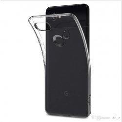 Silikonski etui za Google Pixel 3, 0,3mm, Prozorna barva