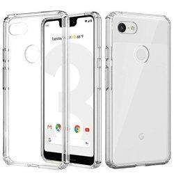 Silikonski etui za Google Pixel 3 XL, 0,3mm, Prozorna barva