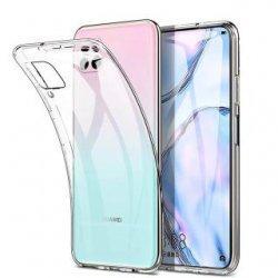 Silikonski etui za Huawei P40 Lite, 0,3mm, Prozorna barva