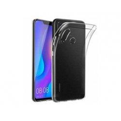 Silikonski etui za Huawei P40 Lite E, 0,3mm, Prozorna barva