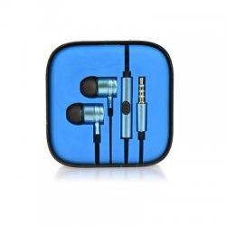 Slušalke Tel1  HF, modra barva