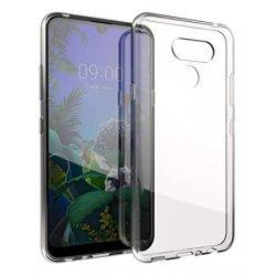 Silikonski etui za LG K50, 0,3mm, Prozorna barva