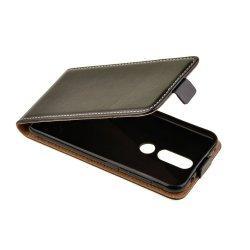 """Preklopna torbica, etui """"flexi"""" za Nokia 4.2, črna barva"""