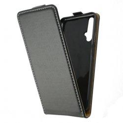 "Preklopna torbica, etui ""flexi"" za Huawei Nova 5T, črna barva"