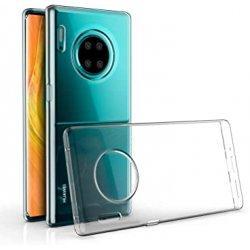 Silikonski etui za Huawei Mate 30 Pro, 0,3mm, Prozorna barva