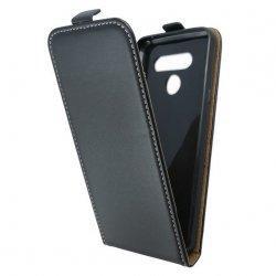 """Preklopna torbica, etui """"flexi"""" za LG K50S, črna barva"""