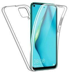 Silikonski etui 360 za Huawei P40 Lite, prozoren