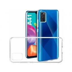 Silikonski etui za Samsung Galaxy A41, 0,5mm, Prozorna barva