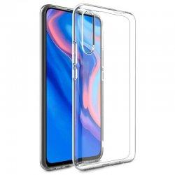 Silikonski etui za Huawei P Smart PRO 2019, 0,5mm, Prozorna barva