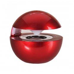 LED Ball Bluetooth zvočnik, rdeča barva