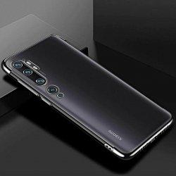 """Etui """"Electro Jelly"""" za Xiaomi Mi Note 10, črna barva"""