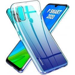 Silikonski etui za Huawei P Smart 2020, 0,5mm, Prozorna barva