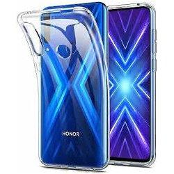 Silikonski etui za Huawei Honor 9X, 0,5mm, Prozorna barva