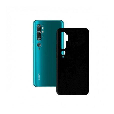 Silikonski etui za Xiaomi Mi Note 10,  črna barva