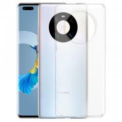 Silikonski etui za Huawei Mate 40 Pro, 0,5mm, Prozorna barva