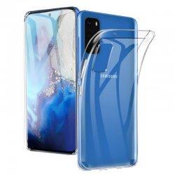 Silikonski etui za Samsung Galaxy A31, 0,5mm, Prozorna barva