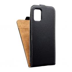 """Preklopna torbica, etui """"flexi"""" za Samsung Galaxy A71, črna barva"""