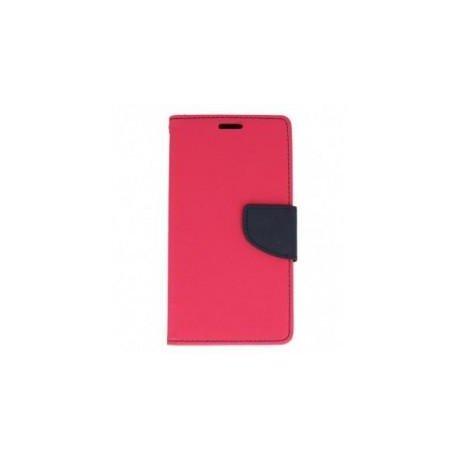 """Preklopna torbica """"Fancy"""" za Xiaomi Mi 10T, pink barva"""