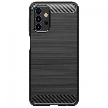 "Etui ""Carbon Case"" za Samsung Galaxy A32 5G, črna barva"