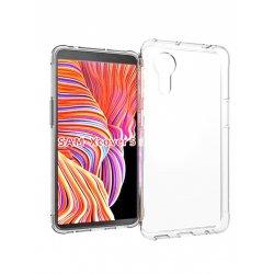 Silikonski etui za Samsung Galaxy Xcover 5, Prozorna barva