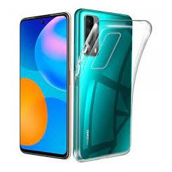 Silikonski etui za Huawei P Smart 2021, Prozorna barva
