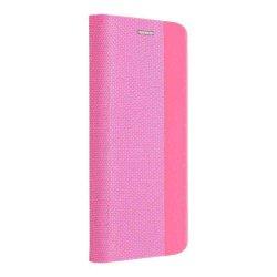 "Preklopna torbica ""Sensitive Book"" za Huawei P Smart 2021, pink barva"