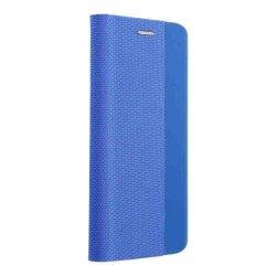 "Preklopna torbica ""Sensitive Book"" za Huawei P Smart 2021, modra barva"