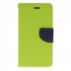 "Preklopna torbica ""Fancy"" za Huawei P Smart Pro 2019, zelena barva"