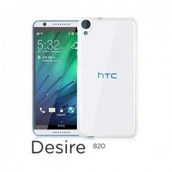 Silikon etui za HTC Desire 820 TPU 0,3mm Transparent barva
