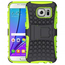 Etui Dual Armor za Samsung Galaxy S7, zelena barva