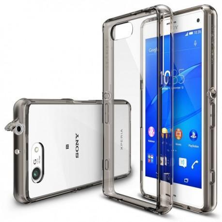 Etui za Sony Xperia Z3 Compact Ringke FUSION Smoke Black