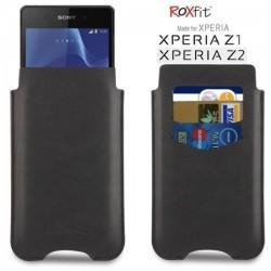 Torbica za Sony Xperia Z2 Slip Case Nero Black ,Črna barva