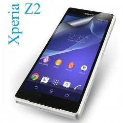 Zaščitna Folija ekrana za Sony Xperia Z2 Anti Finger Duo pack SMA2141M