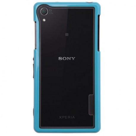 Bumper za Sony Xperia Z2 + Folija ekrana Modra barva