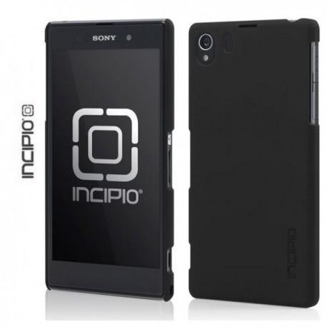 Etui za Sony Xperia Z1 Shell / Cover Zadnji pokrovček ,Črna barva