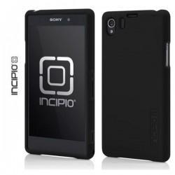 Etui za Sony Xperia Z1 Shell / Cover Dual PRO hybrid ,Črna barva