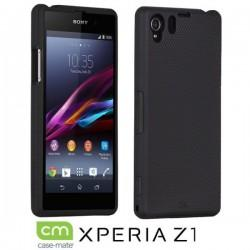 Etui za Sony Xperia Z1 Case-Mate Tough case ,Črna barva