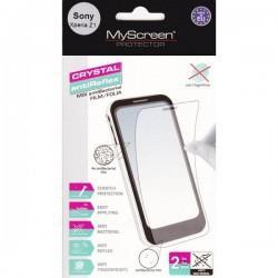 Zaščitna Folija ekrana za Sony Xperia Z1 antifinger, clear