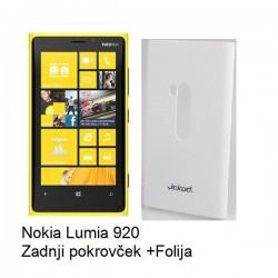 Etui za Nokia Lumia 920, Zadnji pokrovček +Folija