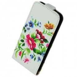 Torbica za Sony Xperia Z1 Compact Preklopna + Zaščitna folija ekrana ,Lady