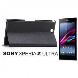 Torbica za Sony Xperia Z Ultra ,Flip Case Stojalo ,Črna barva
