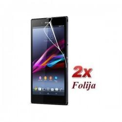 Zaščitna Folija ekrana za Sony Xperia Z Ultra Duo pack