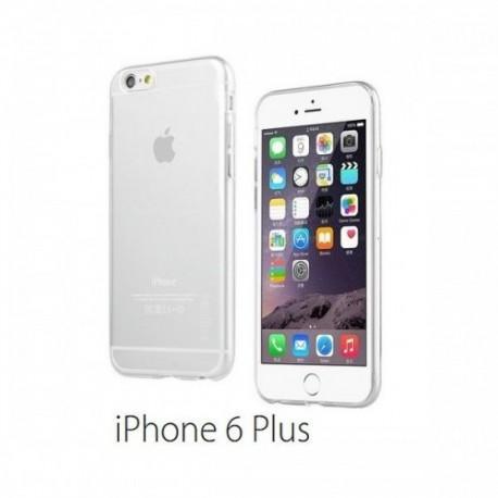 Silikon etui za Apple iPhone 6 Plus (5.5) TPU 0,3mm Transparent barva