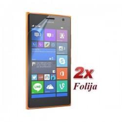 Zaščitna Folija ekrana za Nokia Lumia 735,paket 2 v 1