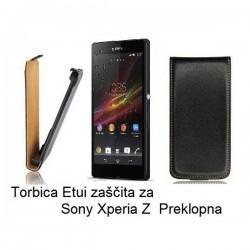 Torbica za Sony Xperia Z Preklopna
