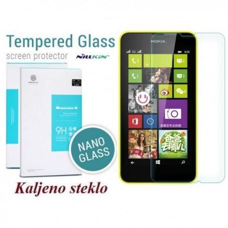 Zaščitno kaljeno steklo za Nokia Lumia 630/635,trdota 9H, 0,3 mm,Nillkin